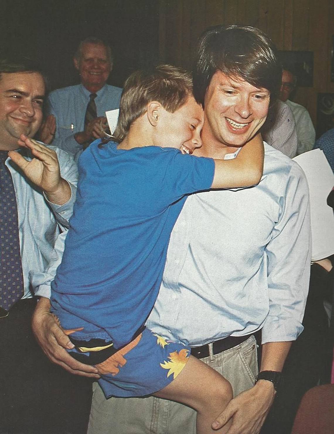 Rob Barry a Dave Barry
