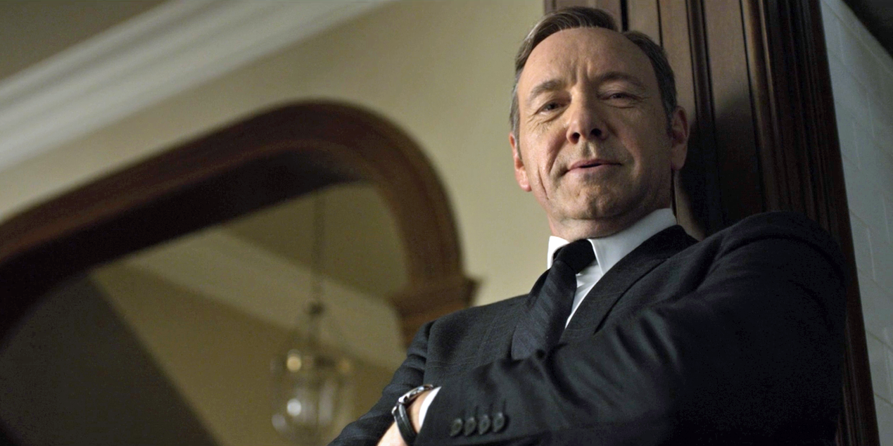 Seriál House of Cards, Frank Underwood