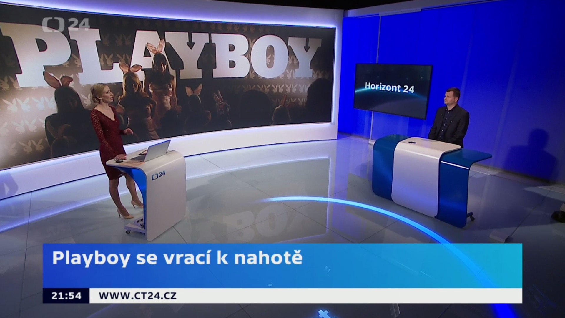 Filip Rožánek komentuje strategii magazínu Playboy