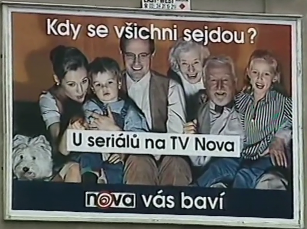 Billboard TV Nova